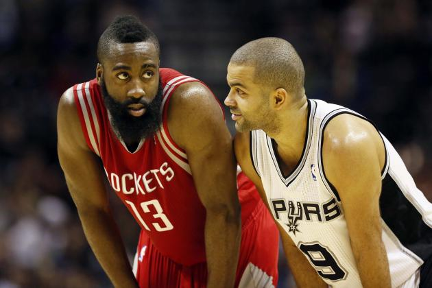 Houston Rockets vs. San Antonio Spurs: Live Score, Analysis and Highlights