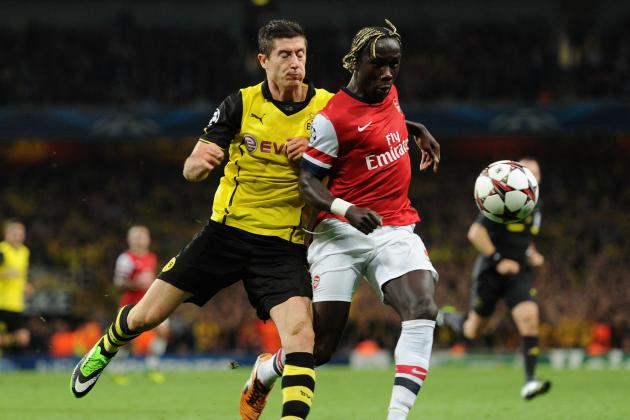 Tighe's Tactics Board: Dortmund's Weakness, Gibbs' Mistake and Negredo X-Factor
