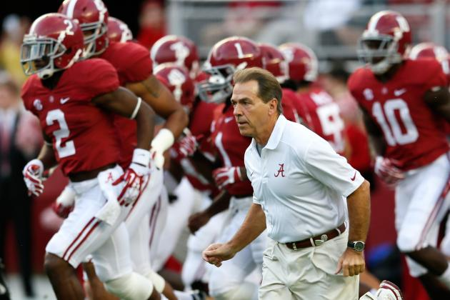 Alabama Football: Why Alabama Is All SEC Needs to Keep BCS Title Streak Alive