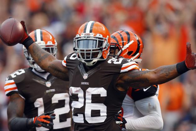 OC Norv Turner, RB Willis McGahee Say Trade Rumors Affecting WR Josh Gordon