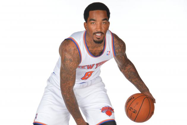 Smith (knee) Eyes Friday Return to Knicks