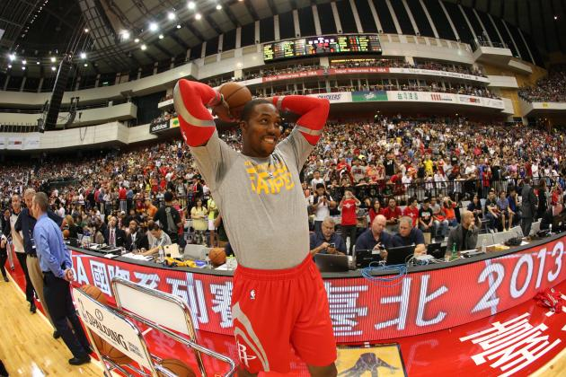 The Real Reason Why Dwight Howard Won't Play Power Forward for Houston Rockets