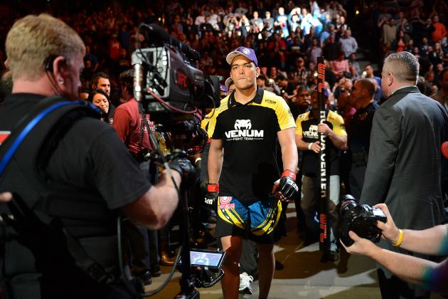 UFC Fight Night 30 in Manchester: Machida vs. Munoz Fight Card, TV Info and More