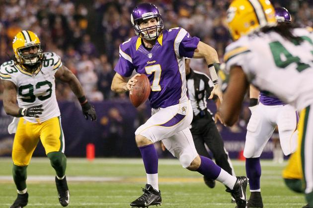 Packers vs. Vikings: Breaking Down Minnesota's Game Plan