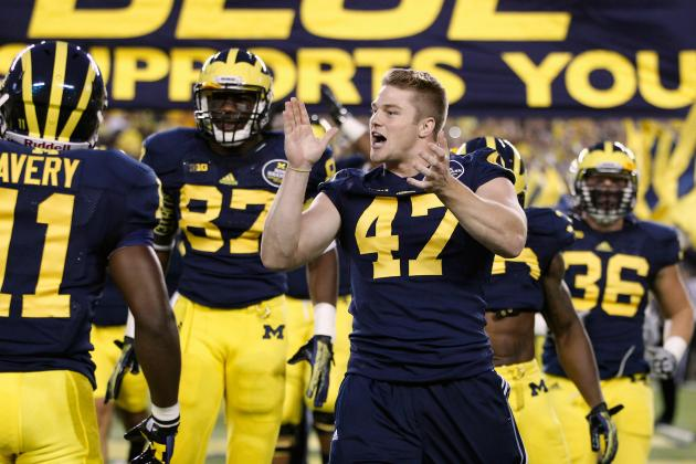 Michigan Football: How Jake Ryan's Return Impacts Defensive Scheme