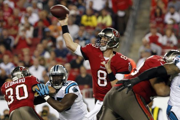 Panthers vs. Buccaneers: Live Grades and Analysis for Tampa Bay