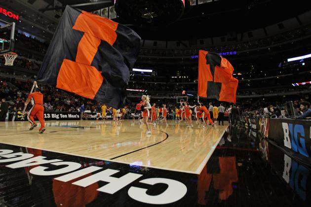 ESPN Champions Classic in Chicago a Blow to Illinois Basketball?