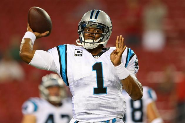 Cam Newton's Instant Fantasy Reaction After Week 8 Performance vs. Buccaneers
