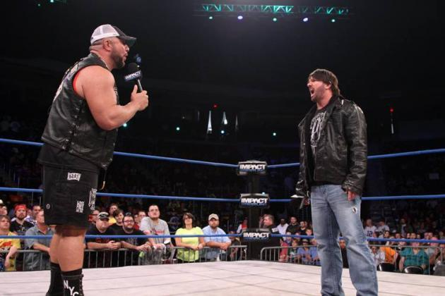 TNA Impact! Wrestling: Bound for Glory Aftermath, Styles Defends World Title