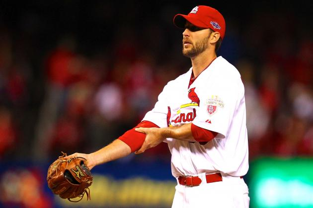 Inside the Numbers of the Adam Wainwright on Short Rest Debate for Game 4