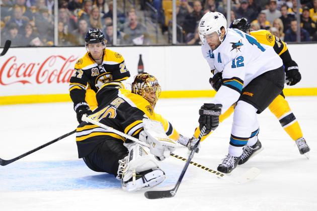 Instant Replay: Bruins Hand Sharks First Regulation Loss of Season
