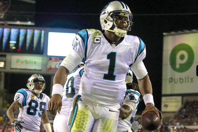 Carolina Panthers vs. Tampa Bay Buccaneers: Live Score, Highlights and Analysis