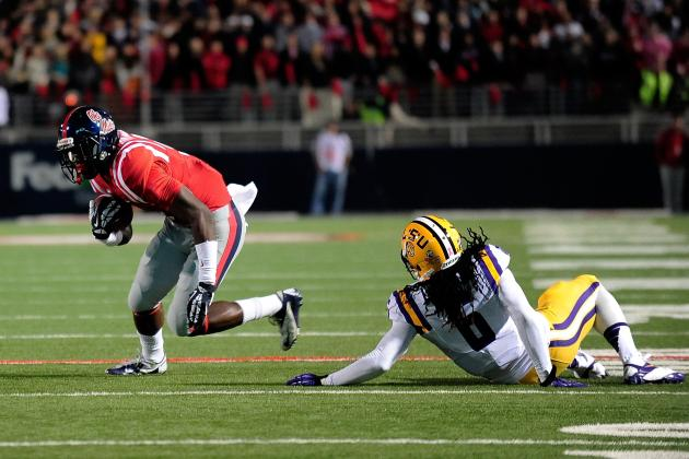LSU Film Study: What the Tigers Defense Needs to Fix After Ole Miss