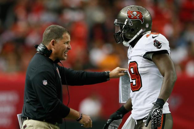 Tampa Bay Buccaneers Lose to the Carolina Panthers: Did Schiano Lose His Team?