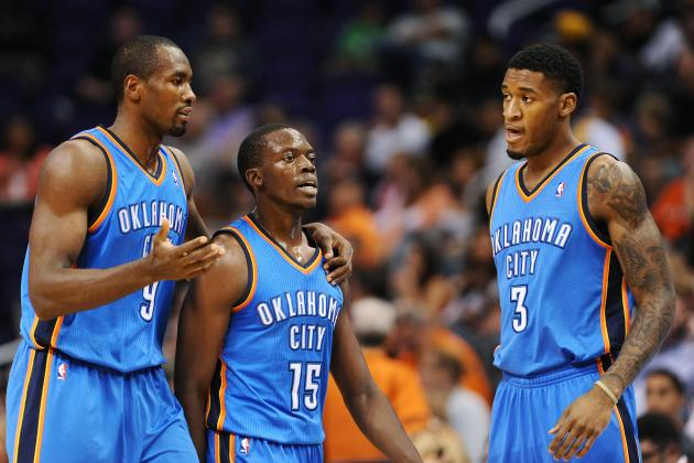 Debate: Who Needs to Step Up the Most on the Thunder?