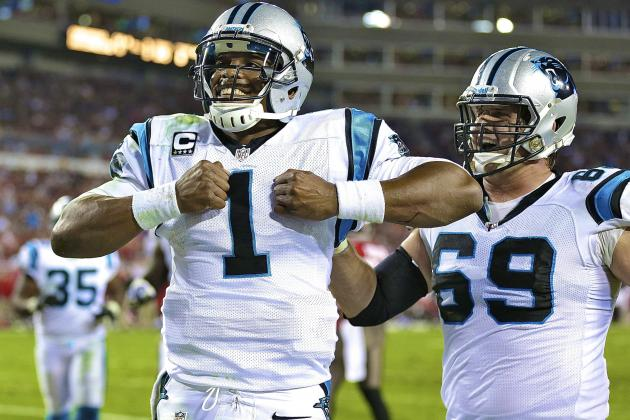 Balanced Offense Finally Makes the Carolina Panthers a Threat in NFC South