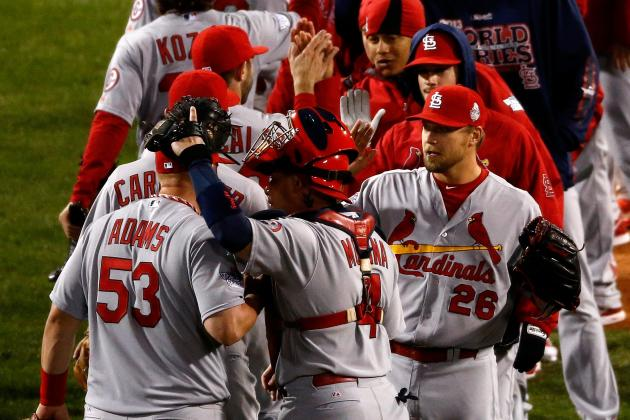 Must-Know Stats, Facts from 2013 World Series Game 2