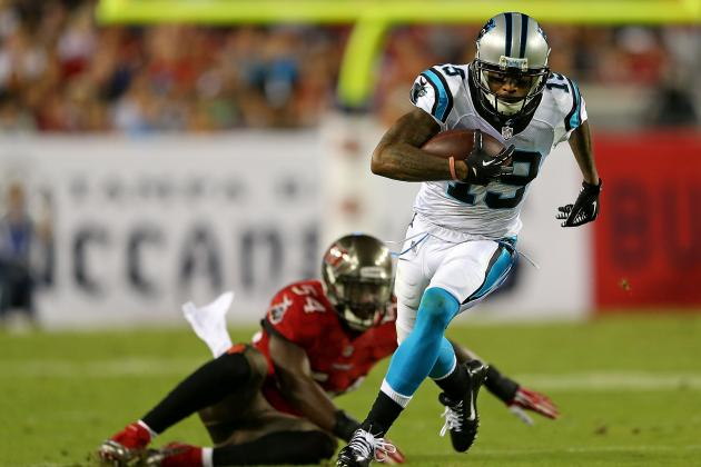 Ted Ginn's Fantasy Outlook After Week 8