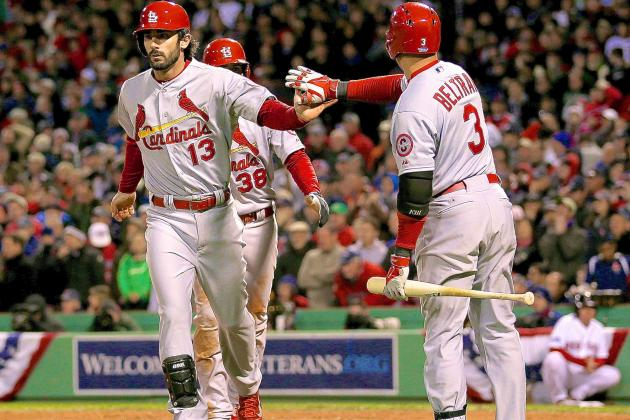 Red Sox and Cardinals Set Stage for Hard-Fought World Series in First 2 Games