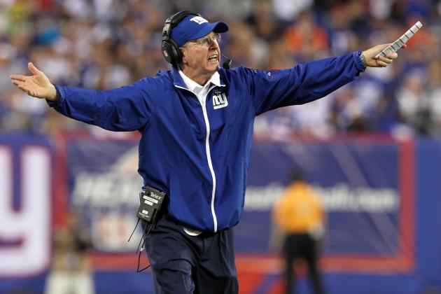 What Would a Week 8 Win Mean for the New York Giants?