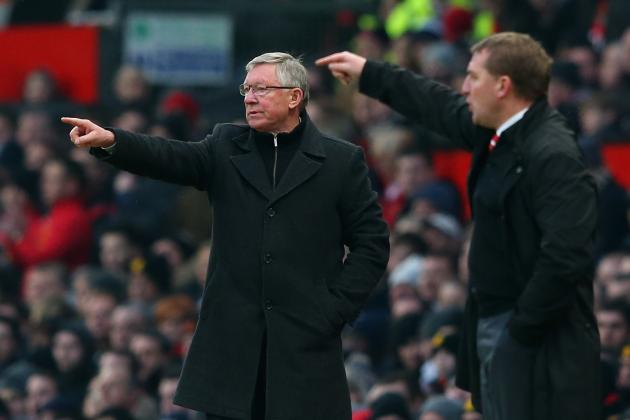 Brendan Rodgers' Witty Response to Alex Ferguson Book Earns Him Further Kudos
