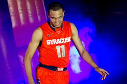 Is Tyler Ennis the Next Great Syracuse Freshman Point Guard?