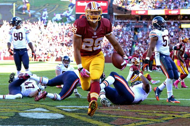Washington Redskins Must Rely on More Than Alfred Morris and RG3 in Running Game