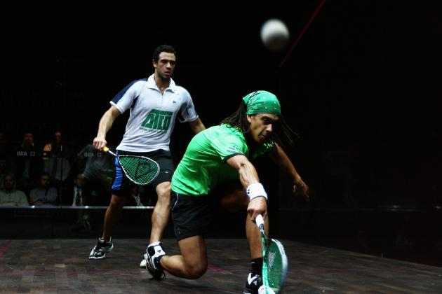 Squash World Championships 2013: Full Men's Schedule and Predictions