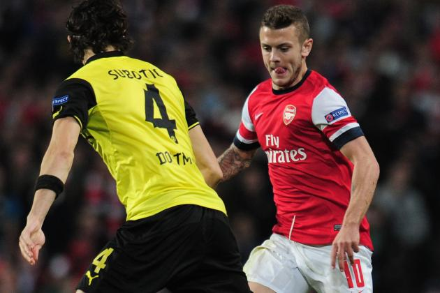 Jack Wilshere Reportedly the Target of Major Barcelona Bid for Arsenal Ace