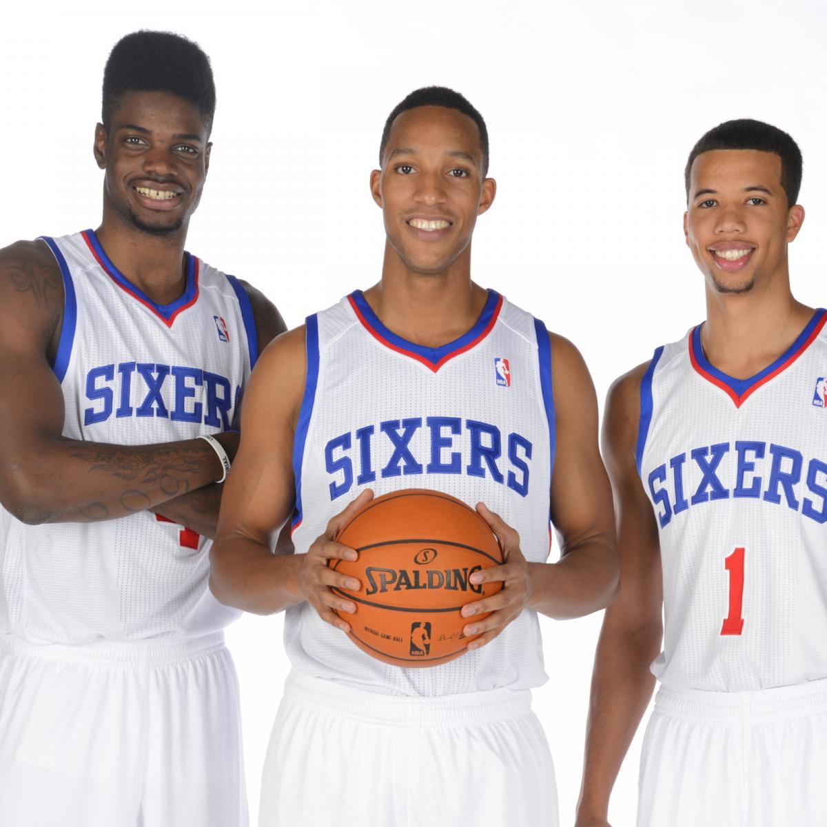 Blazer Team Roster 2013: Philadelphia 76ers Preview 2013-14: Lineup, Roster
