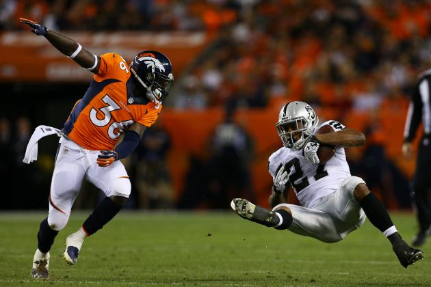 Can Kayvon Webster Replace Champ Bailey Earlier Than Expected?