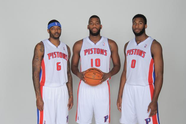 Detroit Pistons Preview 2013-14: Lineup, Roster Predictions, Team Analysis