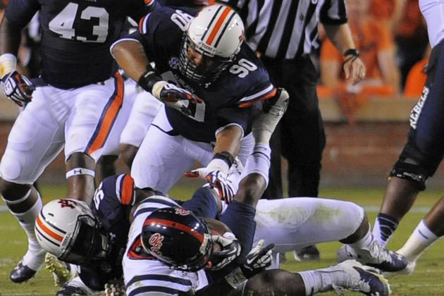 Auburn Football: How Ellis Johnson's D Fits with Gus Malzahn's Offense