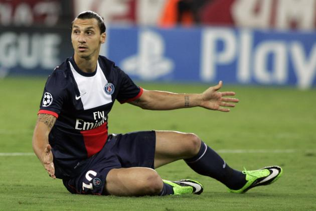 Zlatan Ibrahimovic Receives Judgment over Gun Gestures Aimed at Toulouse Bench