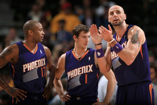Phoenix Suns Preview 2013-14: Lineup, Roster Predictions, Team Analysis