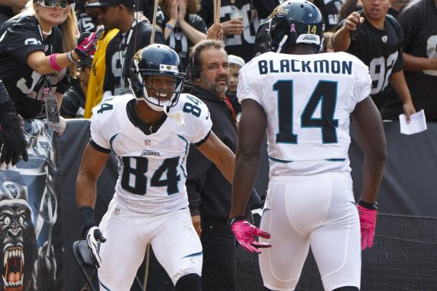 Jaguars Notebook: Finally, a Full Complement of Receivers