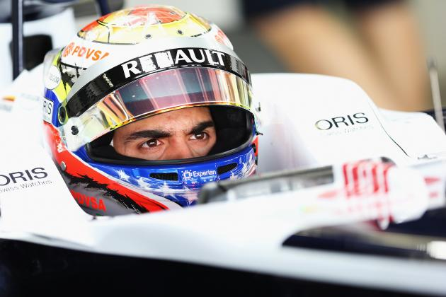 What Are the Options Open to Pastor Maldonado for 2014?