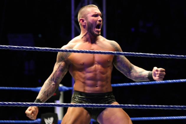 WWE Hell in a Cell 2013 Results: Randy Orton Wins WWE Title vs. Daniel Bryan