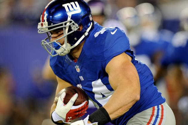 Giants Must Ride Peyton Hillis for as Long as They Possibly Can