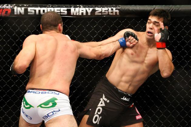 UFC Fight Night 30 Betting: Machida Favored over Munoz