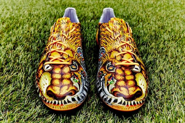 Adidas Release Japanese-Inspired Lion-Dog Boots, Stars to Wear Them This Weekend