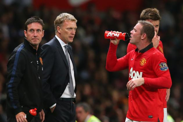 David Moyes in the Dark over Wayne Rooney's Manchester United Contract Situation