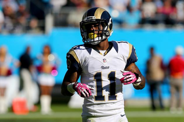 Is Tavon Austin Living Up to His Status as a Top 10 Pick?