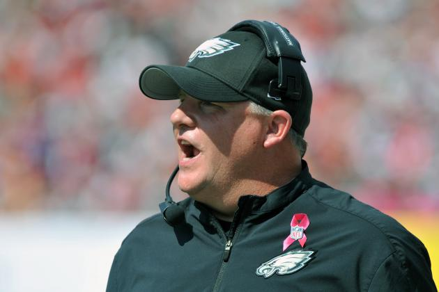 Breaking Down Chip Kelly's Unconventional Play-Calling