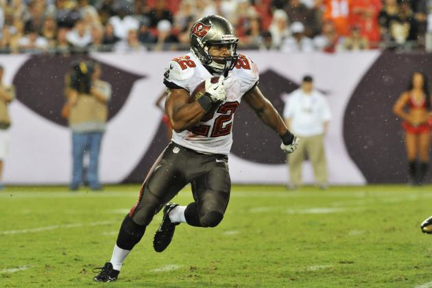 Doug Martin Must Not Rush Back from Injury for Struggling Tampa Bay Buccaneers