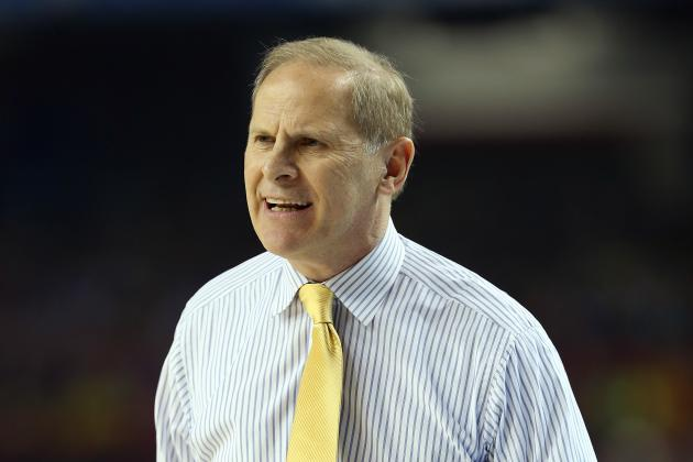 Beilein Says Expectations Are 'Premature,' but Preaches Championships