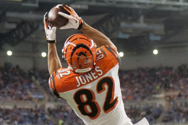 Bengals Happy with Emergence of Marvin Jones
