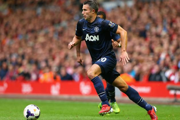 Complete Analysis of Robin Van Persie's Manchester United Role