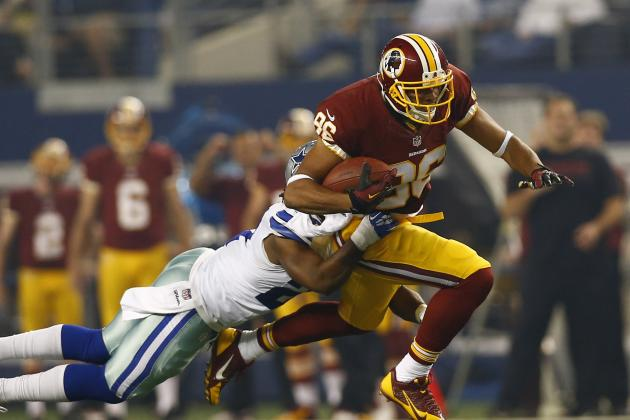 Jaworski: 'Skins TE Jordan Reed to 'Scare the Hell' out of Ds