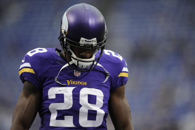 Should the Minnesota Vikings Consider Trading Adrian Peterson?